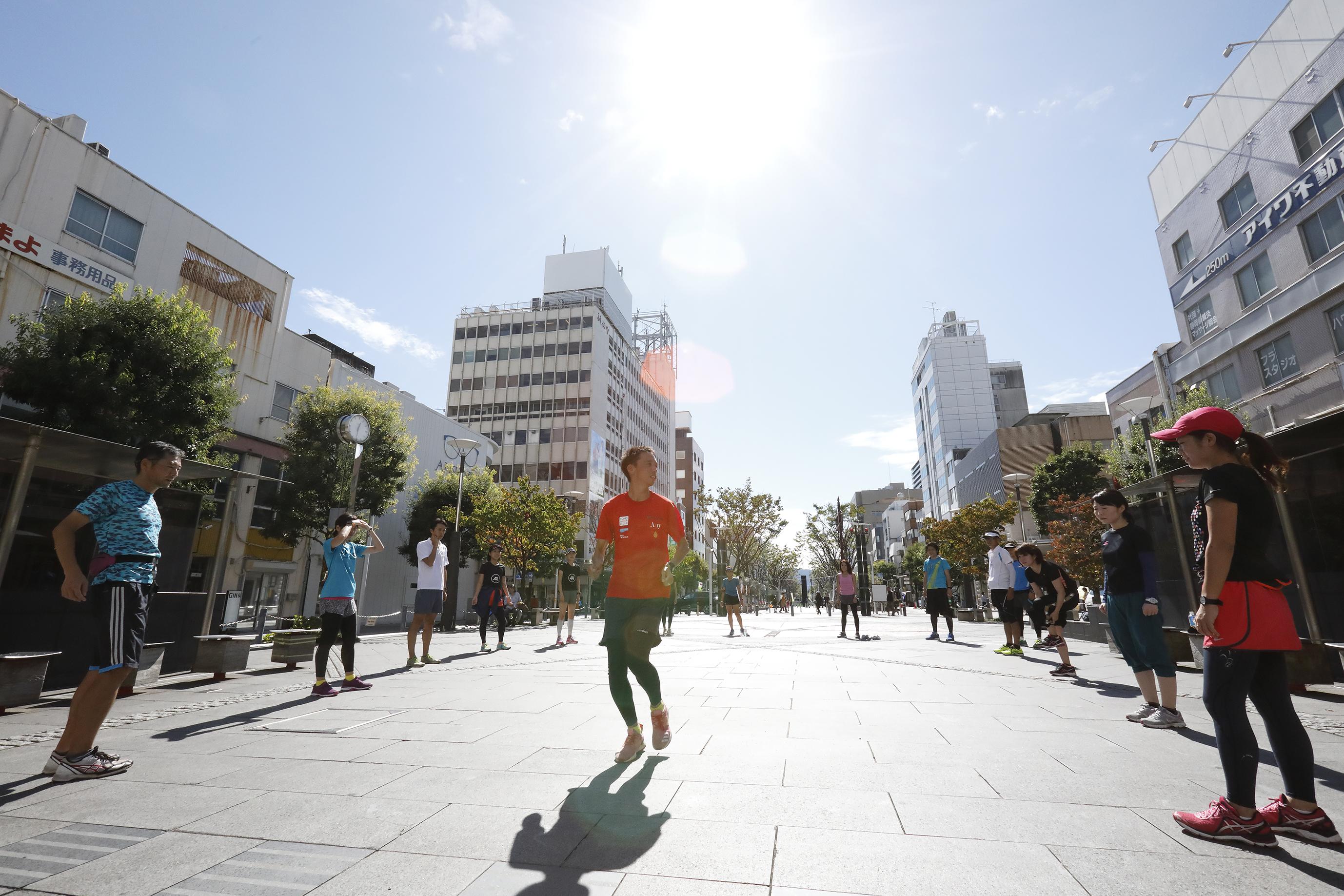 11/23(木・祝)開催「めざせ静岡マラソンプロジェクト#02」参加申し込み受付中!