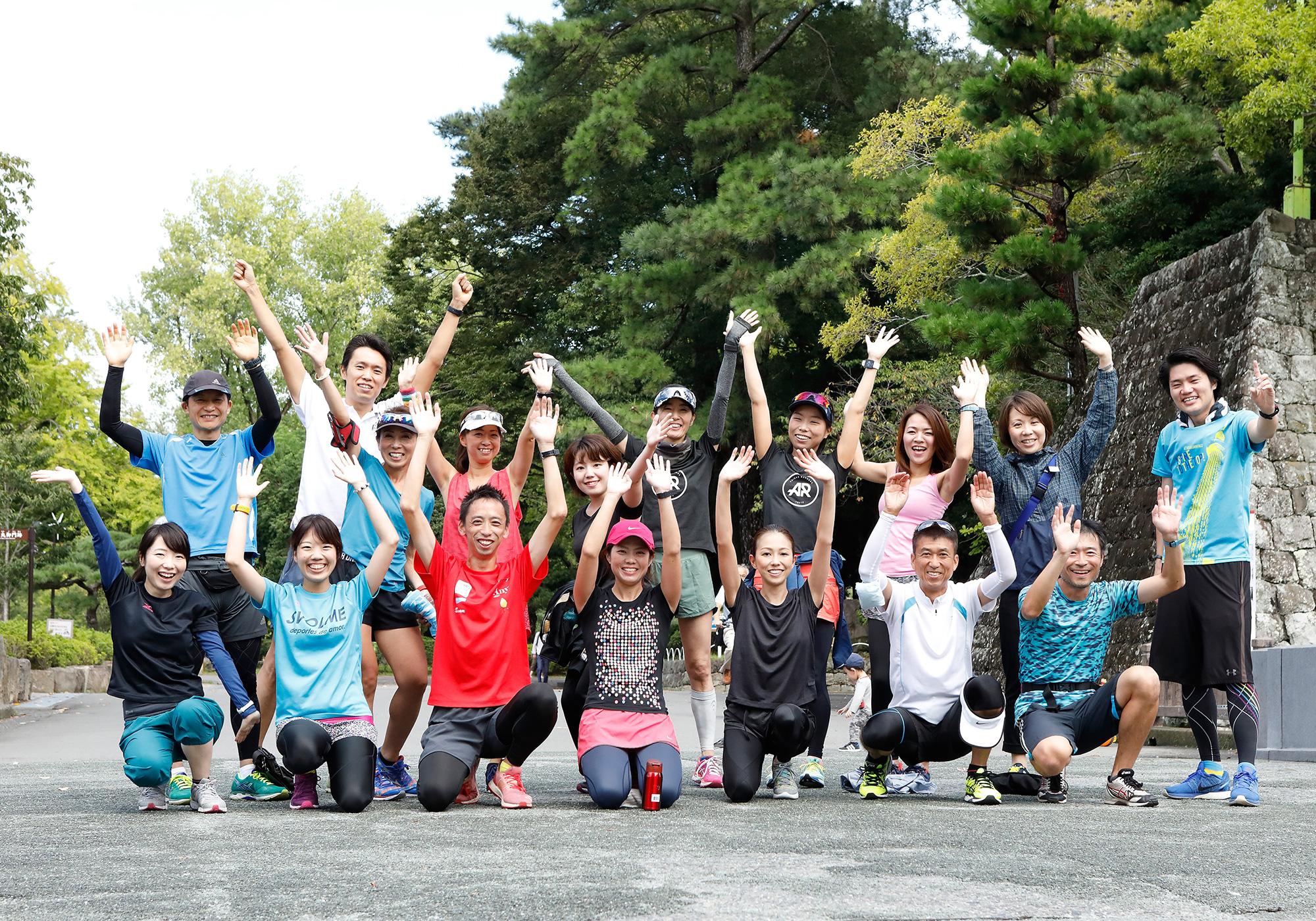 10/7開催「めざせ静岡マラソンプロジェクト#01」RUN☆レポ vol.2