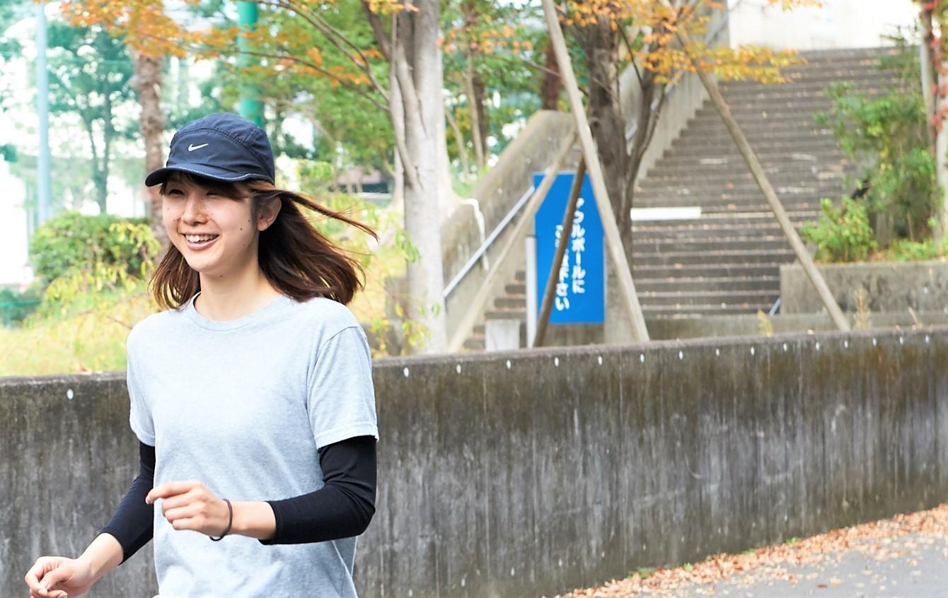 MARIE <br>静岡マラソン2019まで、70日。