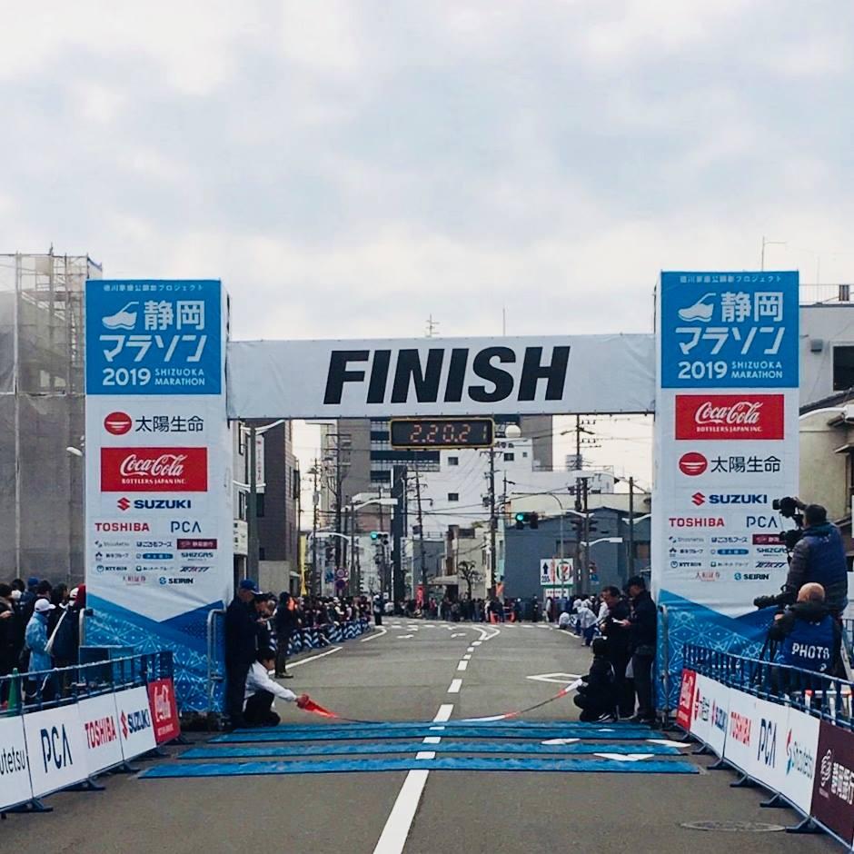 中川智博のコーチング MEMO #03<br>みんながめざした静岡マラソン2109。<br>そして、2020へ。