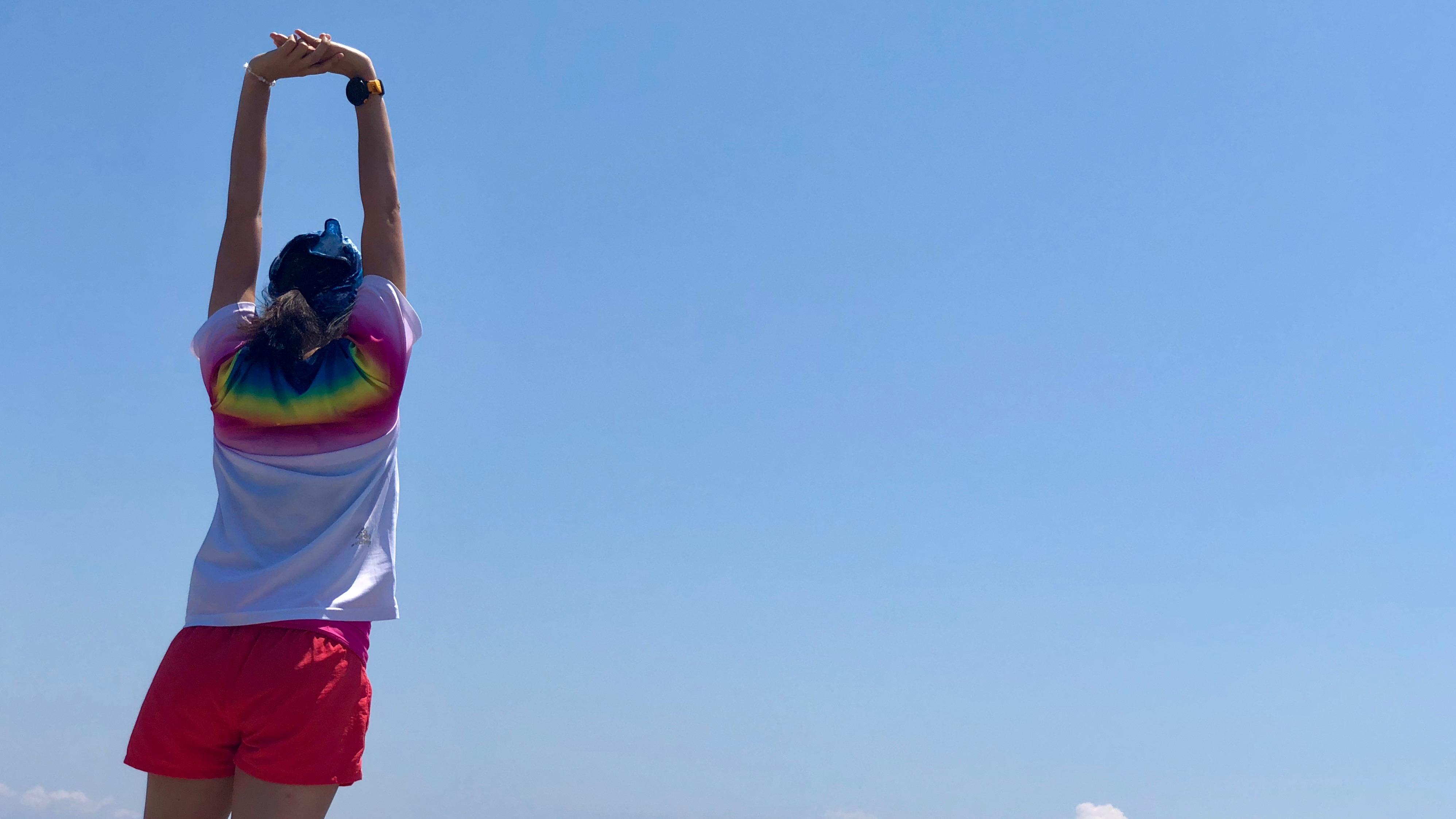 気分はラントリップ!<br> 「プロギングしずおか(9/8開催)」の<br> 三保松原コースをチェックしておこう。