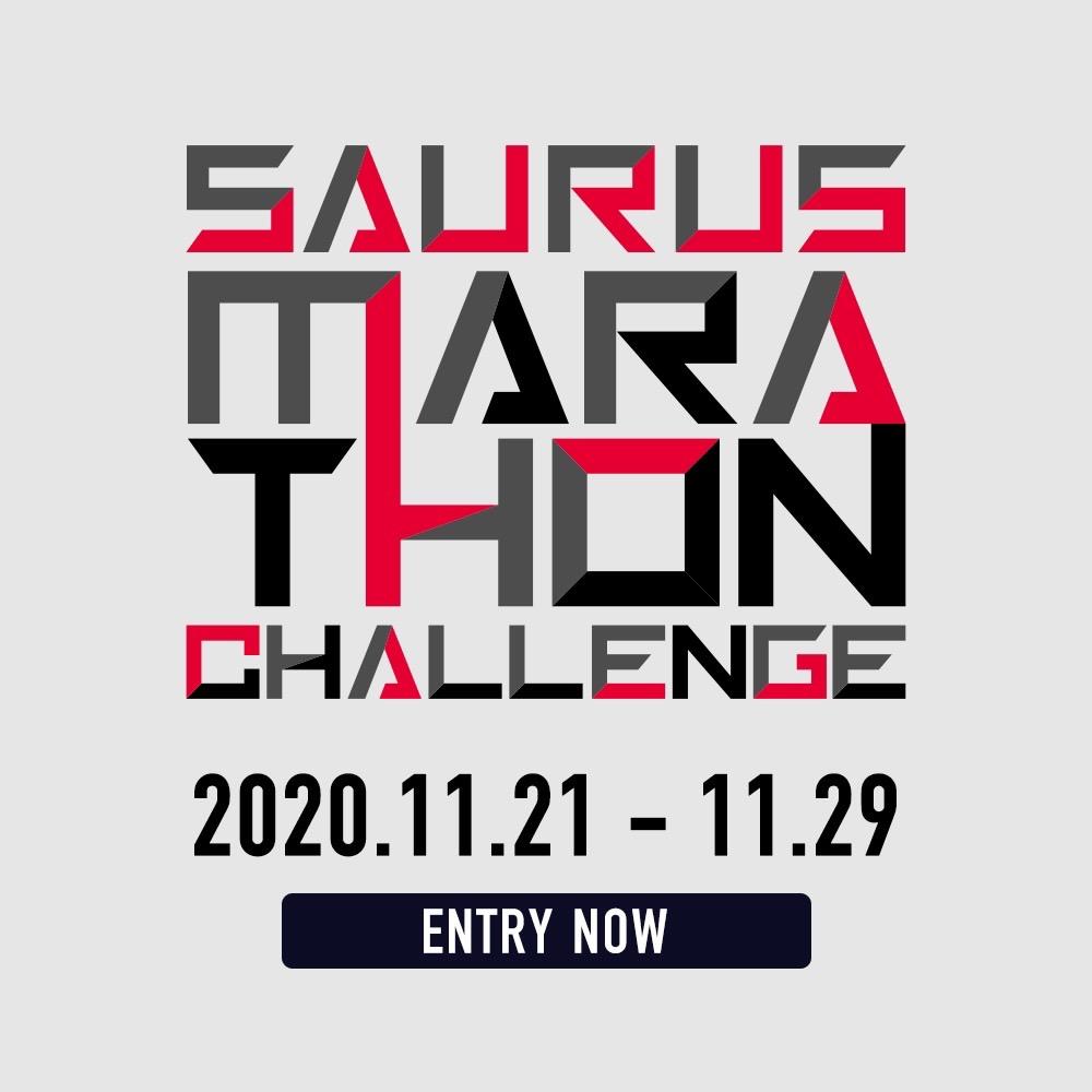 2020年11/22[日]開催 <br>SHIZUOKA SAURUS CHALLENGE <br>定員御礼
