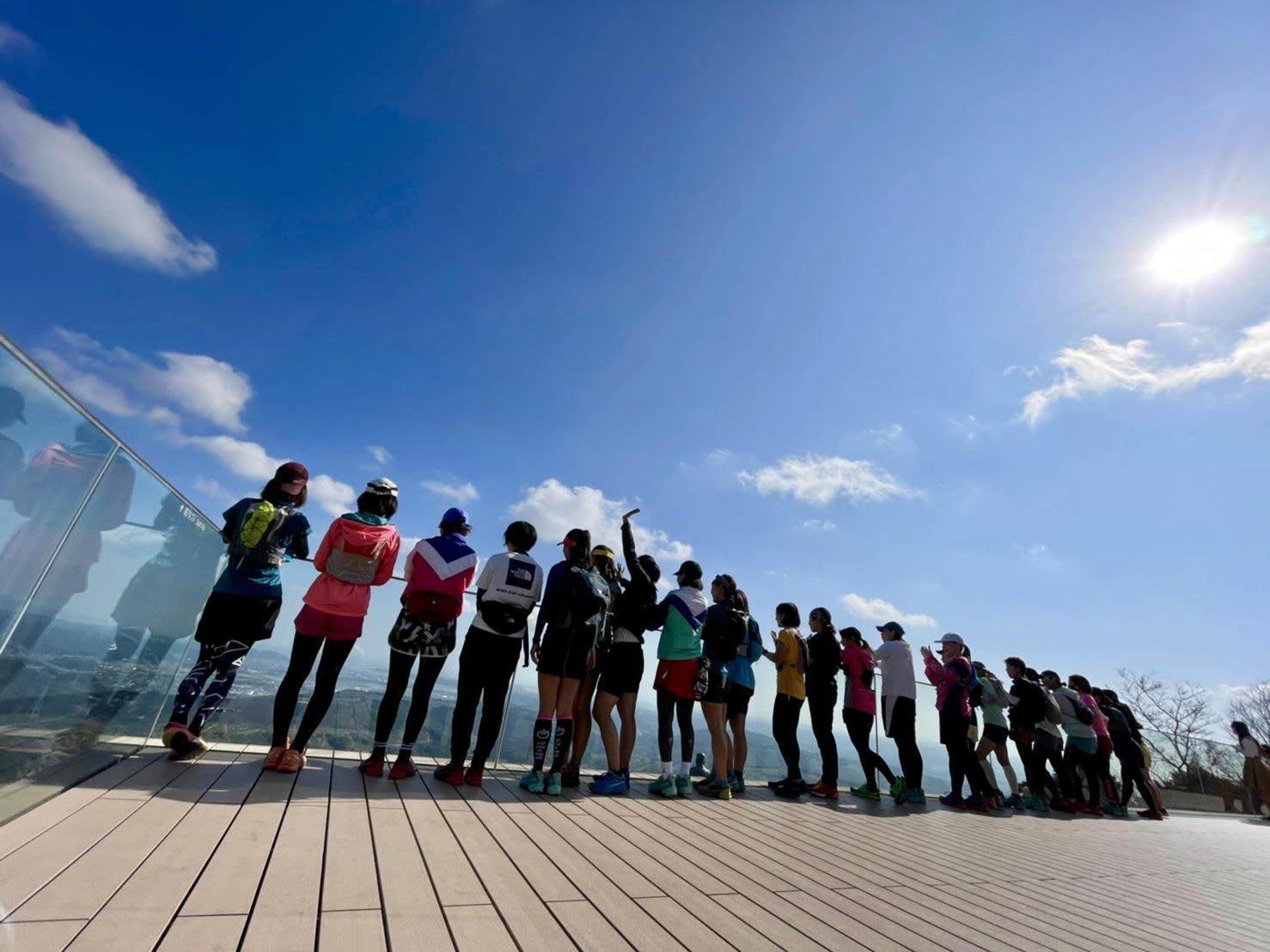 2021年4/4[日]開催 <br>ウィメンズ桜トレイルランニング<br>&ハイキング@粟ヶ岳-定員御礼-